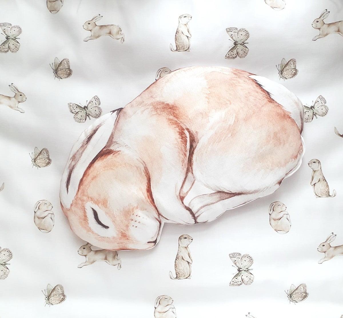 Wie Kanichen am Kissen gepoppt